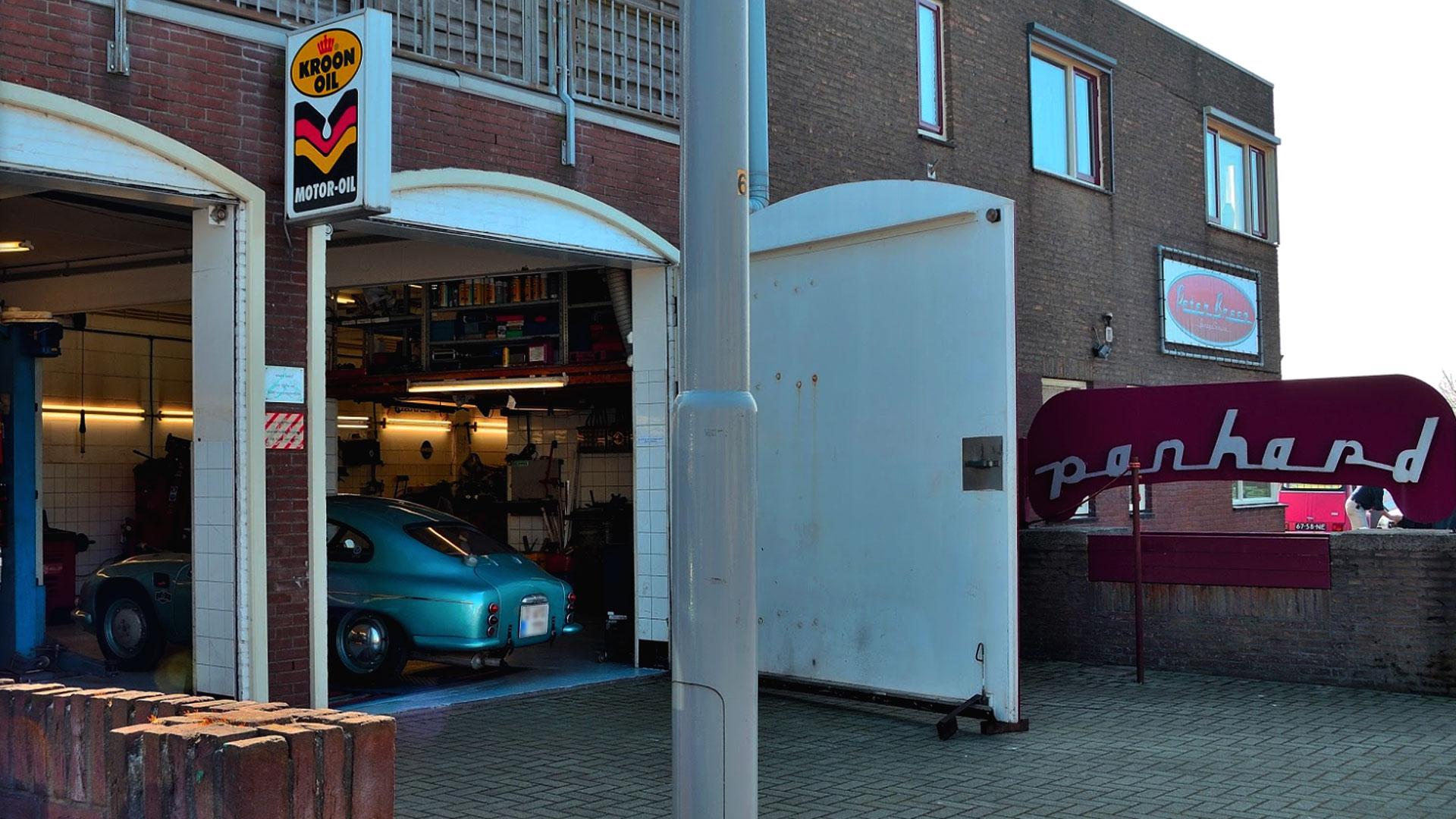 Welkom bij Peter Breed GarageService